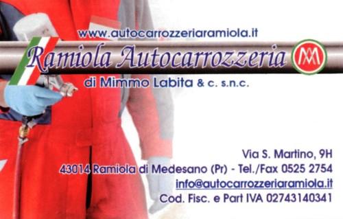 carozzeria-Ramiola
