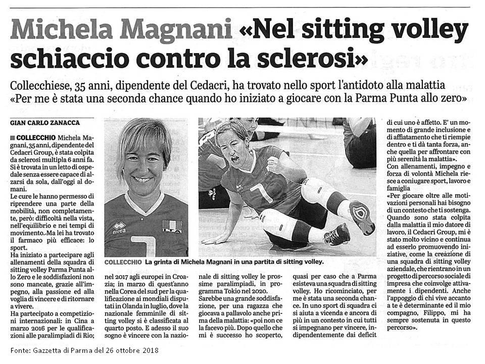 Michela Magnani